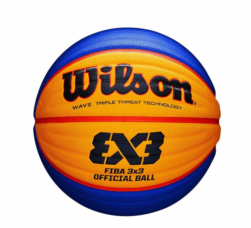 Wilson Fiba 3×3 Official Game Basketball, размер 6