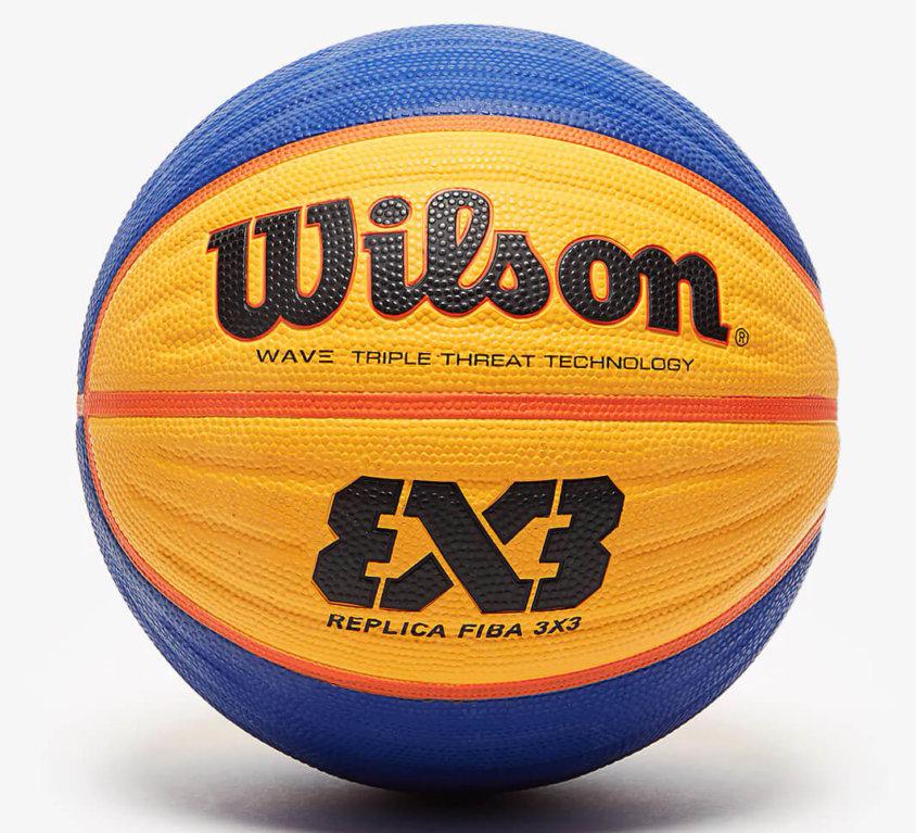 Wilson Fiba 3X3 Game Replica, размер 6